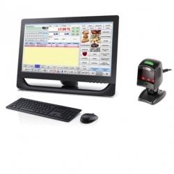 20 inc Geniş Ekran Barkod Sistemi
